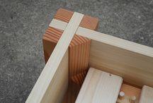 Drewno,pomysły konstrukcje