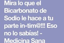 bicarbonato...