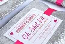 Bridesmaid Kits ♡