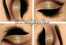 Makeup n Hair Ideas / by Mirna Tinajera