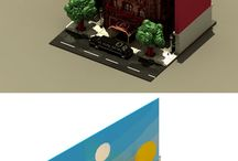 Inspirations #Voxel