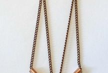 Industrial jewelry design; up-cycling