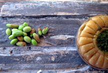 Baklava /Sculpture / Turkish Desserts Baklava /  Polymer Clay  Food, Miniature Sculpture by Gül ipek