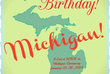 Michigan  / by Patty Smith Green