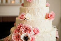 Cakes and Confections / Floral decoration for your cake, lolly buffet, and other delicious temptations...