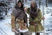 Viking/Saxon period Male clothing and patterns