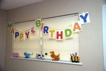 Dom's birthday / by Malissa Montero