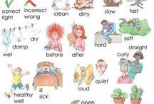 desenhos para adjetivos
