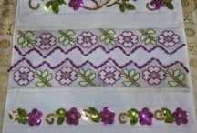 dantel havlu ornekleri