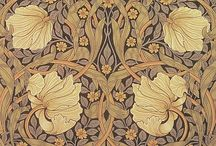 tapestry / wallpaper / pattern