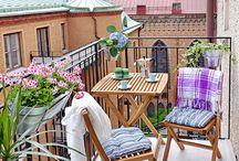 Küçük balkonum