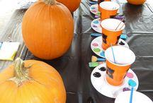 Kaytlin's fall birthday party ideas