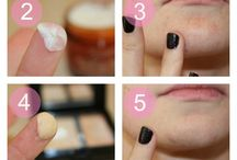 Make up tips and tricks / by Veronica Salazar