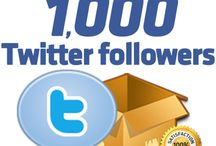 Buy Twitter Followers / Buy twitter followers from our website and boost your twitter profile with minimum efforts. 100% Money Back Guarantee! Try today or give us a call @ 1-800-564-4860