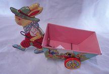 J. Chein & Co Tin Toys