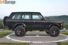 New Range Rover  RR