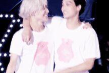 TaeKai (love them)