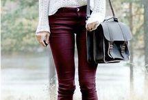 Fashion // Autumn + Winter Style Inspo