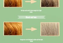 HAIR TIPS- COLOR
