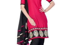 Cotton Salwar Kameez / Cotton Salwar Suit for Summers with Cotton thread Embroidery