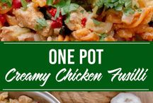 One Pot Meals / One Pot Meals | Passionate about healthy & tasty food • recipes for breakfast, lunch & dinner • easy meals the whole family will enjoy • fresh dining ideas | AllFitRecipes.com