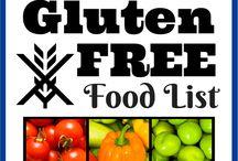 Gluten Free / by Samantha Sharp