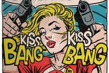 Vintage Comics/Pop Art