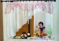 Firany do pokoju dzieciecego