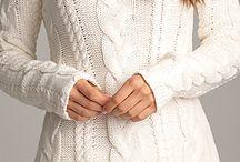Vestidos de lana