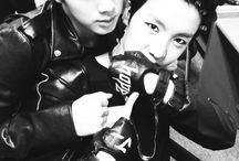Jin and J-Hope