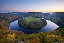 Unique and Scenic Czech Landscape