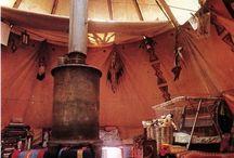 Yurts,Tenten