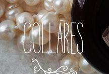 Nuestro collares / Los collares de Femenino y Singular