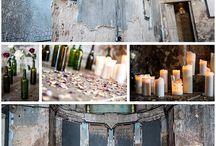 WEDDING STYLING | Urban Gothic
