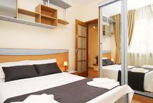 Accommodation Old Town / Lovely serviced apartments in Old Town - the best possible location in town. And best possible deals:)