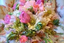 """""""J'aime les fleurs"""" / by Belinda Clarry"""