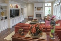 living rooms / by Michelle Stewart