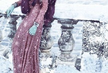 Winter Glam - Shoot