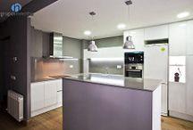 Sant Just Desvern | Reforma de cocina / Este es el resultado de la reforma de cocina que realizamos en una vivienda ubicada en la localidad de Sant Just Desvern