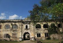 A visit to Ngawi's ancient fortress