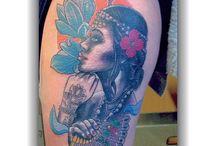 Tattoos by Rafa / Tattoos and artwork