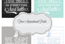 Things I Love: Free Printables / Free Printables