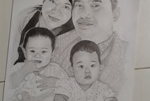 Pencil Art / This is my original manual art