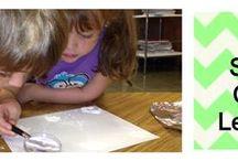 Primary Grade STEM lessons