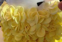 výroba kvetov