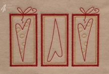 Filled Designs / Filled machine embroidery Designs