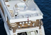 Luxuries / Boat and Jewels.