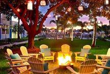 Garden Light / #allotment #koloni #koloniträdgård #backyard #garden #light #trädgård #belysning