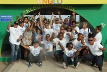 DI Aruba Lend-A-Hand Project @ Anglo Kleuterschool / Last Monday Diamonds International employees started the week showcasing their finest attribute: Teamwork. As proud participants of the third Lend-A-Hand Project in Aruba. 17 employees of Diamonds International together with teachers and members of the parents committee donated their time to help Anglo Kleuterschool, located in Madiki, Oranjestad. Read More: http://on.fb.me/1qHsvTl