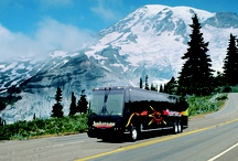 We Love Motorcoaches! / A motor coach or deluxe bus is a super way to travel and see the sights from coast to coast.